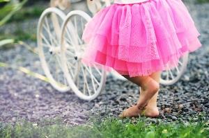 Summer little girls